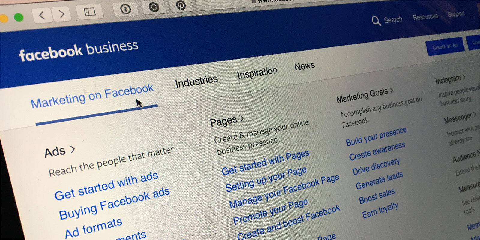 Make the Most of Facebook Marketing