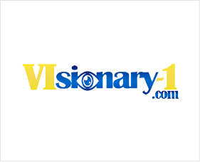 Visionary 1 logo