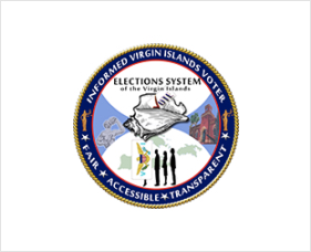 Election System of the Virgin Islands logo