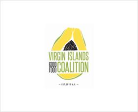 VI Good Food Coalition logo