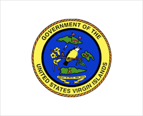 Virgin Islands Department of Finance logo