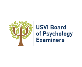 USVI Board of Psychology Examiners logo