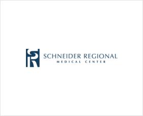 Schneider Regional Medical Center Logo