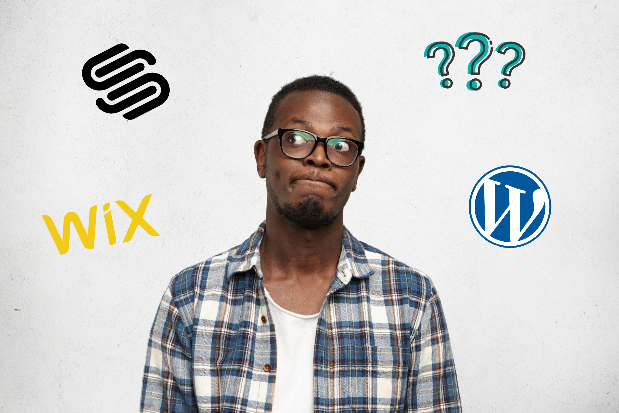 The Great Website Debate: WordPress vs. Wix vs. Squarespace